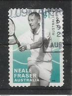 Australien 2016 , Neale Fraser - Australian Legends - Self-adhesive - Gestempelt / Used / Hinged / (o) - Used Stamps