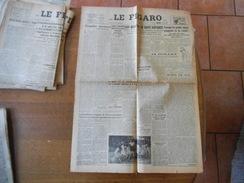 LE FIGARO N°597 DES 14-15 JUILLET 1946 LE PROCES DU COLONEL PASCOT,LE GENERAL LECLERC EST PROMU GENERAL D'ARMEE - Informations Générales