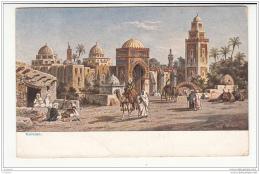 Illustrateur - Perlberg - Tunisie - Kairouan ETAT - Perlberg, F.