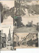 LOT  15 CARTES - Postcards
