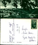 7092a)cartolina - Catanzaro-panorama E Ponte Siano Ed.c.m. - Catanzaro
