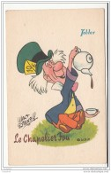 Illustrateur - Walt Disney - Tobler - Le Chapelier Fou - Other Illustrators