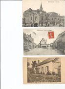 LOT   21   CARTES - Postcards