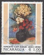 NICARAGUA    SCOTT NO. 1892     USED      YEAR  1991 - Nicaragua