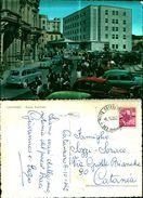 7088a)cartolina - Catanzaro-  Piazza Prefettura Stab.grafico Cesare Capello. - Catanzaro