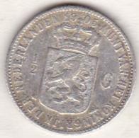 Pays-Bas,  ½ Gulden 1905, WILHELMINA I , En Argent  , KM# 121.2 - [ 3] 1815-… : Royaume Des Pays-Bas