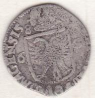 Pays-Bas,  West Friesland , 6 Stuivers 1680, En Argent  , KM# 5.1 - [ 1] …-1795 : Oude Periode