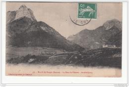 73 - Massif Des Bauges - Dent De Pleuven - Arcalod-jarsy - France