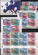 EUROPA 1956-2006 Blocks Montenegro 108/1,ZD,VB,KB+Bl.3,2A+B ** 242€ Ms Blocs History Ss Philatelic Sheetlet Bf CEPT - Collections (sans Albums)