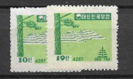 1954 MH South Korea - Korea, South