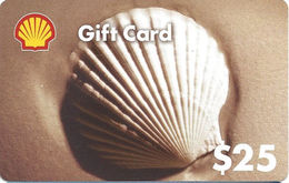 Shell Gas Station $25 Gift Card - Gift Cards