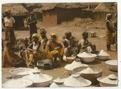 Nigéria - 4518 - Market Scène , Northern Nigeria - Nigeria