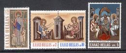 GREECE 1970 (Vl 1110-1113) St. Cyril And Methodius MNH - Christendom