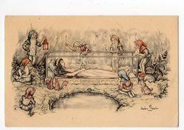 5 - BLANCHE-NEIGE Et Les 7 Nains - Natuurpark De Efteling - Kaatsheuvel - Loon Op Zand *dwarven* - Fairy Tales, Popular Stories & Legends