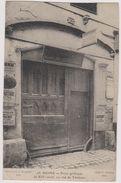 51 Reims Porte Gothique Du 14 E Siecle  22 Rue Du Tambour - Reims