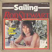 "7"" Single, Rod Stewart, Sailing - Disco, Pop"