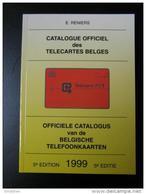 België - Belgique. Catal. 1999 - Livres & CDs