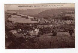Sept17  1479368  Saint Denis De Méré  Vue Générale Sur Pont Crambourg - Altri Comuni