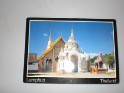Thailand Lumphun - Thaïland