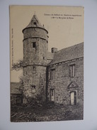 22 Château Du HELLOC En BOURBRIAC Appartenant à Mme La Marquise De Bizien - France