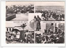 13 - Les Saintes-maries-de-la-mer - Fantaisie - Souvenir Des Fetes - Saintes Maries De La Mer