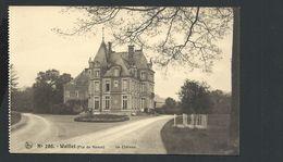 CPA - WAILLET - Le Château - Nels 286  // - Somme-Leuze