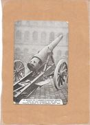 MUSÉE De L'ARMÉE CAMPAGNE 1914/15  -  Pièce De Siege Allemande De 155mm - POIT - - Guerre 1914-18