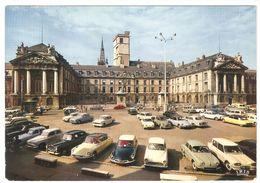Dijon - Le Palais Ducal - Classic Cars Citroën DS, 2CV, ... - 1969 - Dijon