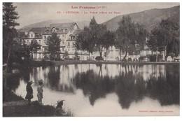 31 - LUCHON . La Pièce D'Eau Du Parc - Réf. N°4292 - - Luchon