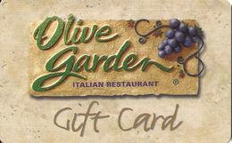 Olive Garden Italian Restaurant Gift Card - Gift Cards