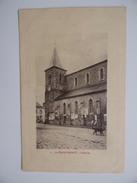 50 La HAYE-PESNEL L'église Chien N°3 - France