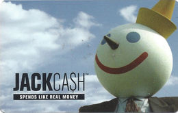Jack In The Box / JackCa$h Gift Card - Gift Cards