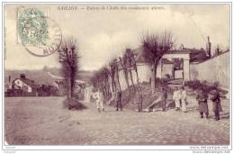 27 - Gaillon - Entrée De L'asile Des Condamnés Aliénés VOIR DESCRIPTION - Unclassified