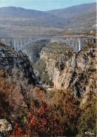 LES GORGES DU VERDON Le Pont De L Artuby 20(scan Recto-verso) MA2007 - France
