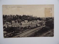 35 FOUGERES Le Guélandry Chemin-de-Fer - Fougeres
