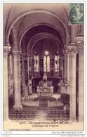 49 - Saint-martin-du-bois - église - Intérieur - France