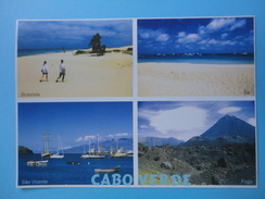 Cabo Verde - Boavista Sal Sao Vicente Fogo - Storia Postale Seychelles Balfasar Lopes Osvaldo Alcantara 1907/1989 - 60 $ - Capo Verde