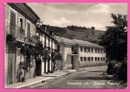 CAMPOBASSO CAMPOLIETO SANTA CROCE DI MAGLIANO 2  PANORAMICHE FIAT 600 - Campobasso