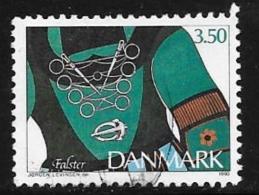 Denmark, Scott # 992 Used Falster, 1993 - Danemark