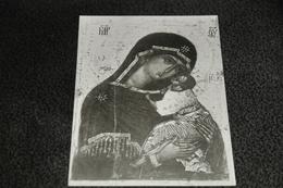110- Muttergottesikone 16. Jhdt. - Vierge Marie & Madones
