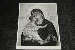 111- Muttergottesikone - Vierge Marie & Madones