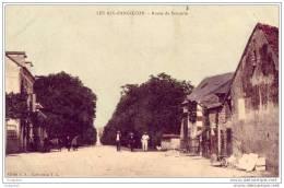 18 - Les Aix-d'angillon - Route De Sancerre VOIR ETAT - Les Aix-d'Angillon
