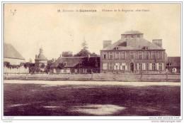 18 - Sancoins - Chateau De Saint-augustin - Cote Ouest - Sancoins