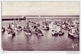 La Turballe - Bateaux Dans Le Port (1962) - La Turballe