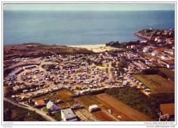 Saint-marc-sur-mer - Vue Aerienne - Camping De L'eve Et Sa Plage (1971) - France