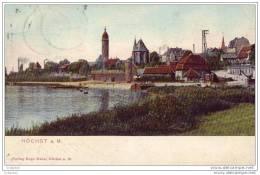 Hochst Francfort-sur-le-Main - Frankfurt A. Main