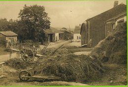 """Les Hayons - Village Fumier Brouette - 49 La Belgique Pittoresque - Le Village """"Les Hayons"""" - Bouillon"""