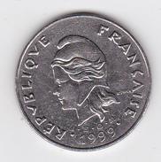 Polynésie Française / Tahiti - 50 FCFP - 1999 - French Polynesia