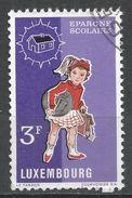 Luxembourg 1971. Scott #506 (U) School Girl - Luxembourg