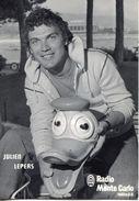 Julien Lepers - Radio Monte Carlo - Celebrità